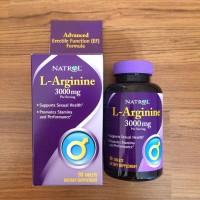 Natrol L-arginine 3000mg / arginine 3000 mg