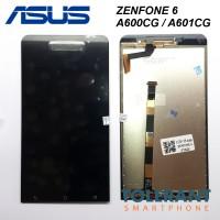 Jual LCD + TOUCHSCREEN LAYAR SENTUH ASUS ZENFONE 6 A600CG A601CG  Murah