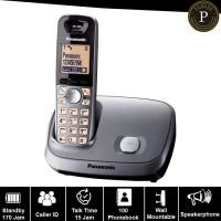 Telepon Wireless Panasonic KX-TG6511 / Telephone Kantor Rumah