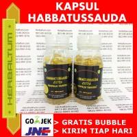 Habbatussauda Extra Propolis Trigona 100 Kapsul UMS | Habatussauda
