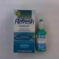 Refresh Contacts Eye Drops Obat Tetes Mata untuk Contac Keren