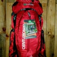 Tas Gunung/ Consina Centurion 50+5 L not Eiger,Rei