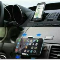 HP / GPS CAR HOLDER AC / TEMPAT HP ATAU GPS DIKAITKAN DI AC MOBIL