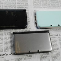 PAKETAN 3DS XL FW 4.5 GATEWAY 16GB POUCH SD CARD SIAP MAIN FULL