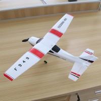 WLtoys F949 3CH 2.4G Pesawat Cessna 182 Micro RC Airplane RTF Trainer