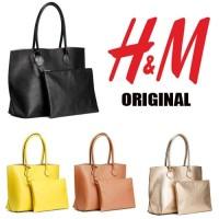 [Ichi Shop] #H1716 H&M tote bag fashion tote tas HNM original bag HNM