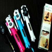 Tongsis Tripod + Remote Bluetooth / Tongsis 3in1