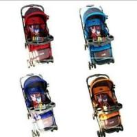 Stroller Bayi/Kereta Dorong Bayi Pliko Grande 268 Bekas Murah