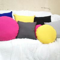 Bantal Sofa Bulat diameter 40