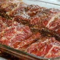 Korean Kalbi BBQ Sauce Marinade Saus Bumbu Marinasi Daging Sapi Korea