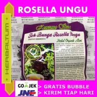 Teh Bunga Rosela Ungu / Rosella Ungu