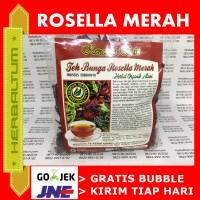 Teh Bunga Rosela Merah / Rosella Merah