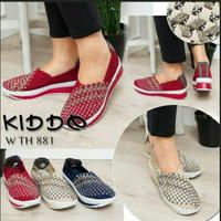 Sepatu Rajut Wedges KIDDO W TH881