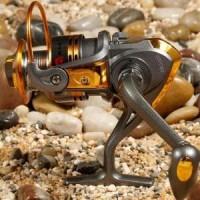 Debao Gulungan Pancing DB3000A Metal Fishing Spinning Reel 10 Murah