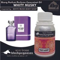 BIBIT PARFUM WHITY MUSKY INSPIRASI WHITE MUSK BODY SHOP
