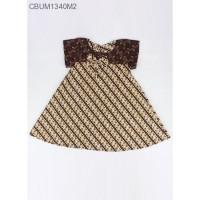 Dress Batik | Dress Batik Anak | Baju Muslim Anak Terlaris