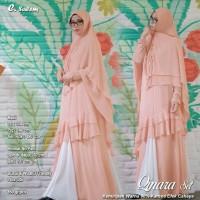 Baju Pengantin Muslimah 119811 GAMIS JUMBO POLOS SALEM
