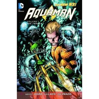Aquaman TP Vol 1 The Trench (N52) FEB130206 9781401237103