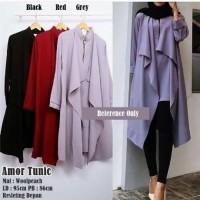 Harga baju wanita baju baju tunik blouse panjang muslimah wanita | Pembandingharga.com