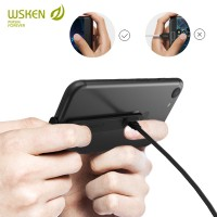 WSKEN 2M MicroUSB Cable Hand Tour Phone Games Charger Origina Downword