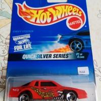 Chevy Stocker Red Tampo Hurricane Kartu Lama