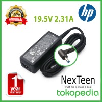 ORIGINAL Adaptor Charger Laptop HP Pavilion 11 X360 19.5V 2.31A