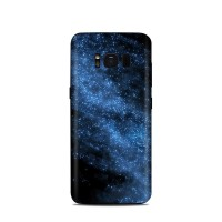 Garskin HP samsung S8 Full Body motif Milkyway - motif bisa request