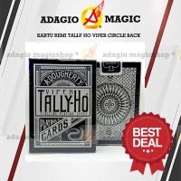 tally ho viper circle back playing cards