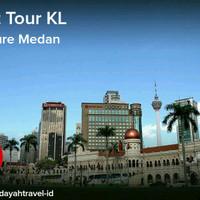 Paket Tour Kuala Lumpur departure Medan grup 6 orang