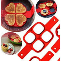 Pancake Silicon Mold Oval