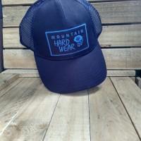 Topi Mountain Hardwear trucker hat bukan Fjallraven Mammut Salewa RAB