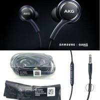 HEADSET AKG ORIGINAL / HANDSFREE SAMSUNG GALAXY S8 / EARPHONE HYBRID