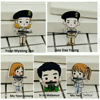 Iring Dots Iring Si Jin Iring Mo Yoen Iring Yoon Myeong Joo Ring Stand