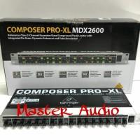 Composer Behringer PRO XL-MDX 2600 Original.