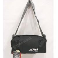 Rei selempang sling bag fastune hitam (ori produk)