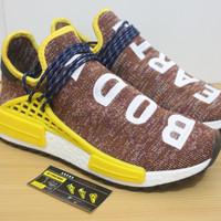 20ab233926822 Sepatu Adidas NMD Human Race X Pharrell X BODY EARTH - Premium Quality