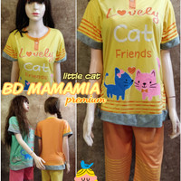 BELLA PLUS BABYDOLL MAMAMIA PREMIUM LOVELY CAT