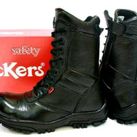 Sepatu Boots Pria Kickers  Safety Pdl