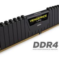 Memory RAM DDR4 Corsair Vengeance LPX CMK8GX4M1A2666C16 1x8GB 2666MH