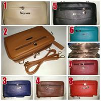 Harga tas selempang pouch bag organizer charles and | antitipu.com