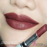 Wardah Intense Matte Lipstick - 11 Choco Town