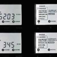 MENARIK Maha Powerex MH C9000 WizardOne Charger Analyzer for 4 AA AAA