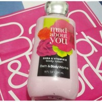 BBW bath and body works body lotion mad about you 236ml