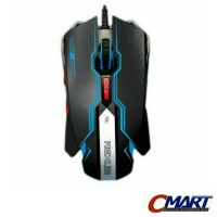 Rexus TX1 Terminatrix Macro Gaming Mouse gamers gamer game - RXM-TX1
