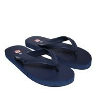 Sendal Jepit Pria / Sandal Jepit  Ando Hawaii in Ocean Blue 40-42