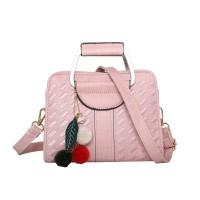 Tas Fashion K22084SN Pink tas batam import korea terbaru