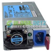 Power Supply HP 503296-B21 460W CS HE Hot Plug (HP 511777-001)