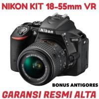 KAMERA DSLR NIKON D5500 KIT 18-55mm VR