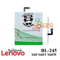 Baterai Lenovo S60 S60T S60W BL245 Double IC Protection