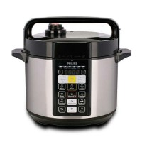 Philips Electronic Pressure Cooker HD2136 Panci Presto 5L - Batam